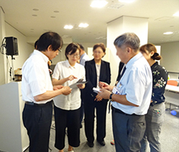 【画像】【国際交流レポート】台湾から「循環デザイン訪問団2018」をお迎えし交流いたしました。