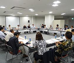 【画像】「デザイン団体代表者懇談会」開催報告