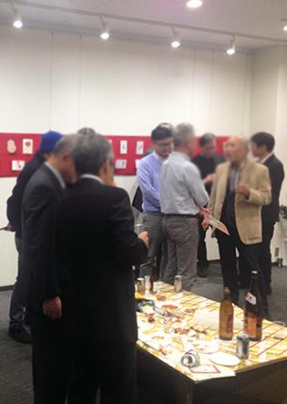 【SEMBAサロンレポート】42th「新年会&デザイナー年賀状展『申』」