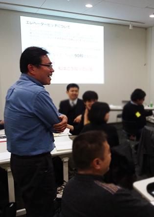 【SEMBAサロンレポート】51th「未来思考でアイデアを生み出そう」竹綱章浩氏