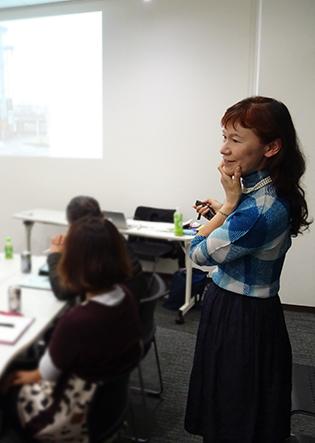 【SEMBAサロンレポート】55th まちのデザインを考える~地域イメージの活かし方~ 藤本英子氏