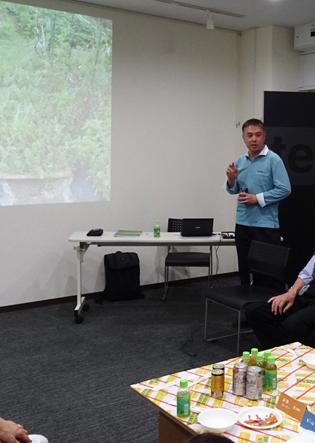 【SEMBAサロンレポート】58th「野菜作りが楽しい!プロダクトデザイナーがハマったワケ」岩田浩司氏