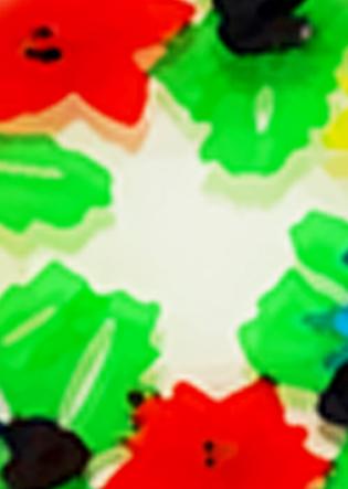 【SEMBAサロン 72nd】 色を学べる!「カラードタック」でオリジナルリースを作ろう! (小松美穂氏)