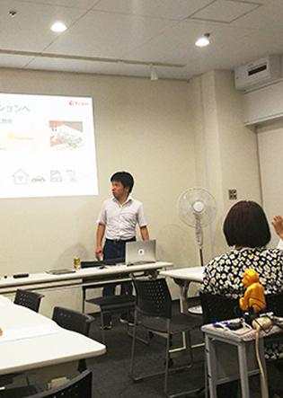 【SEMBAサロン92ndレポート】「驚くほど簡単にロボットを作れる画期的な超高機能モーター」開発秘話!(徳田貴司氏)