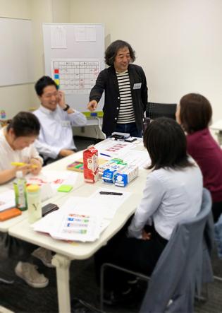 第6回「プロに学ぶ!売れるための商品パッケージ企画実習講座」レポート