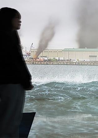 【大阪デザインセンター + JIDA関西ブロック 共催】津波・高潮ステーション見学会 ~災害への備えを考える~